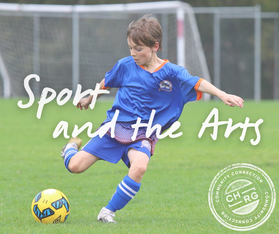 Community Sport and the Arts